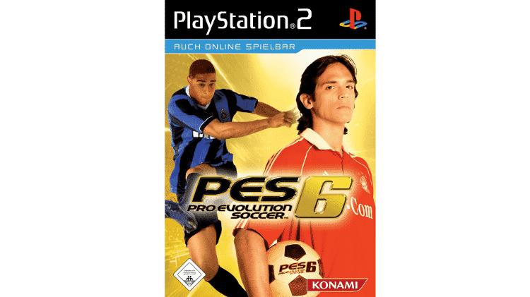 PES 6 Roque - Divulgação/Konami - Divulgação/Konami