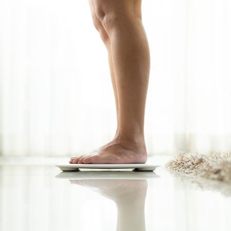 Balança perder peso - iStock - iStock