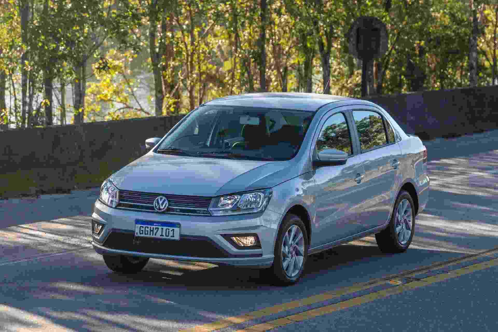 VW Voyage 1.6 AT 1 - Simon Plejtinak/UOL