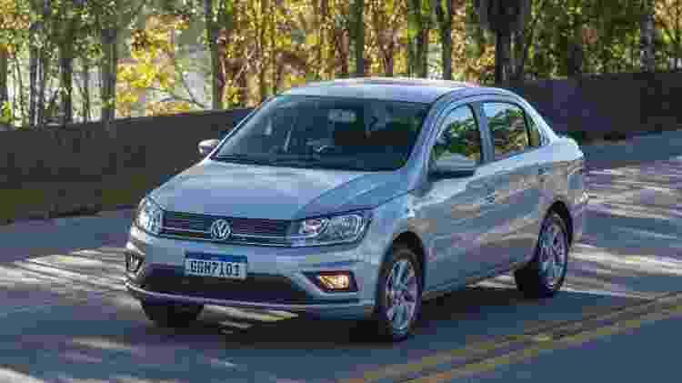 VW Voyage 1.6 AT 1 - Simon Plestenjak/UOL - Simon Plestenjak/UOL