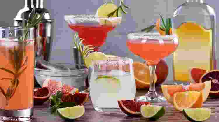 Drinques com tequila - Getty Images/iStockphoto - Getty Images/iStockphoto