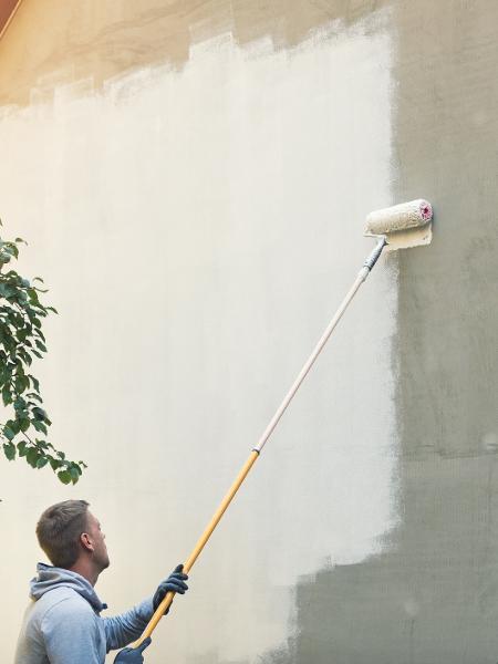 Cientistas desenvolvem tinta capaz de reduzir temperatura no interior dos edifícios - iStock