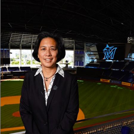 Kim Ng é a nova gerente-geral do Miami Marlins, posição nunca ocupada por uma mulher - Reprodução/Instagram