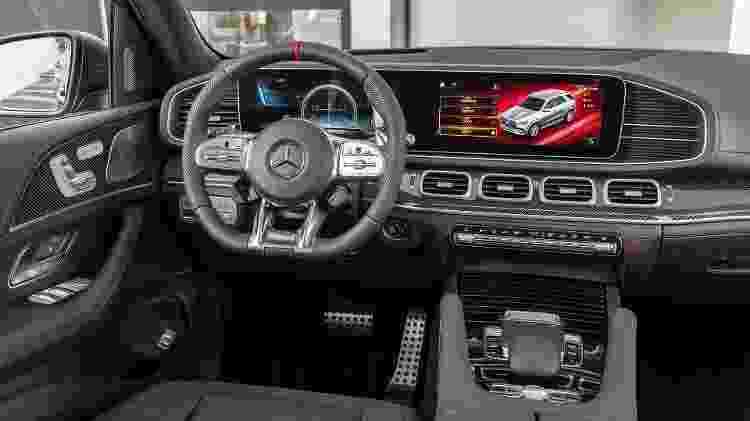 Mercedes AMG GLE 53 1 - Divulgação - Divulgação