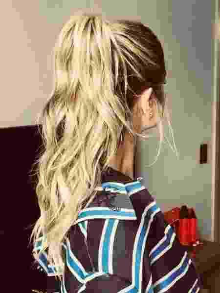 windy hair rabo - Reprodução redes sociais - Reprodução redes sociais