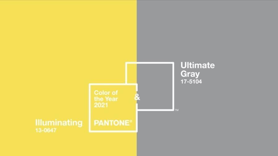 Cores 2021 pantone - Reprodução/Pantone
