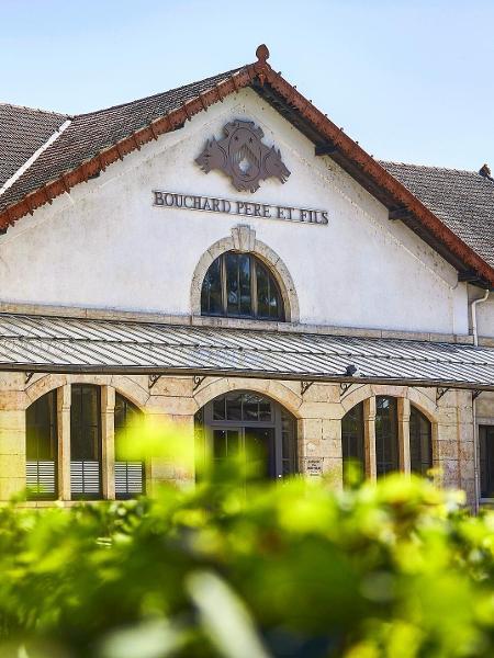 Sede da vinícola Bouchard Père et fils - Reprodução Facebook