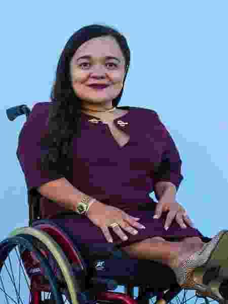 Amanda Brito criou uma consultoria para incluir pessoas com deficiência no mercado de trabalho - Fabiano Orleans - Fabiano Orleans