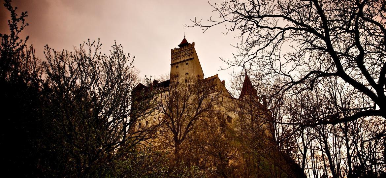 Castelo de Bran, na Romênia: fonte de inspiração para a história do Drácula - Getty Images