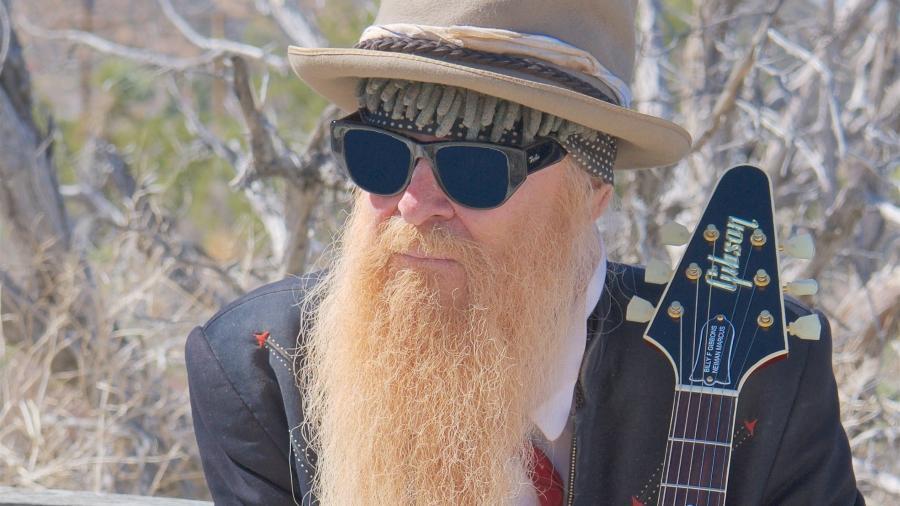 Billy Gibbons, do ZZ Top, prepara o álbum solo Hardware - Blain Clausen / Divulgação