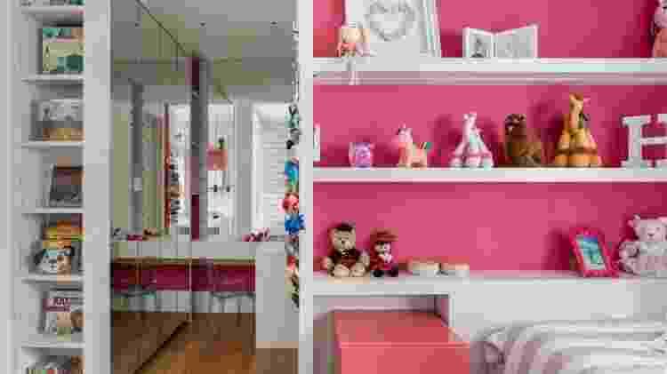 O uso de cores transformou o décor deste quarto infantil - Maura Mello - Maura Mello
