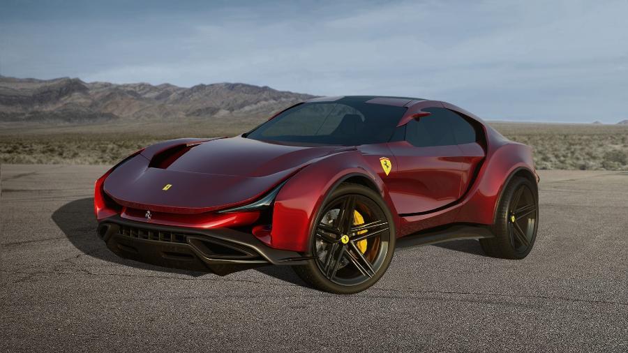 Ferrari Simoom - Dejan Hristov