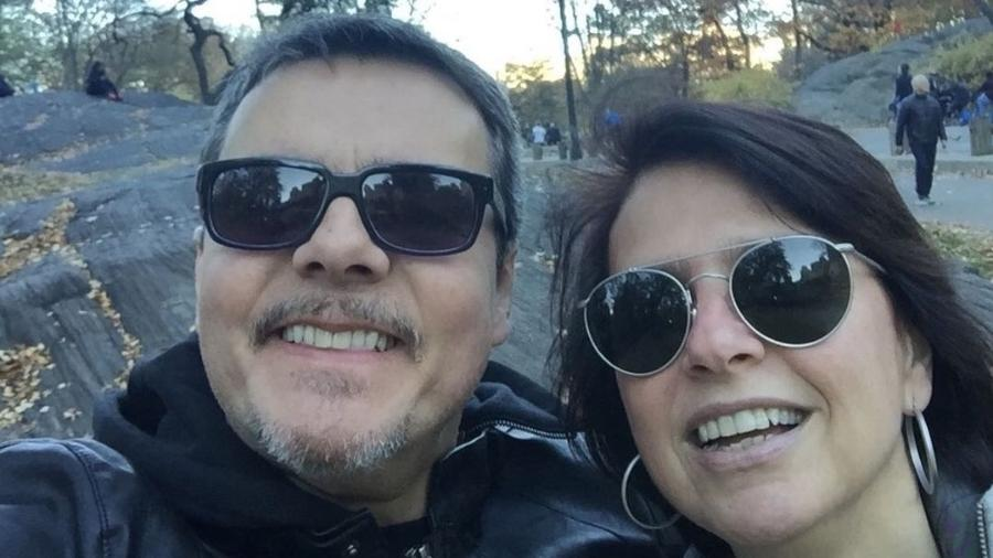 Cassio Gabus Mendes se declara para a mulher, Lídia Brondi, no Dia dos Namorados - Reprodução/Instagram