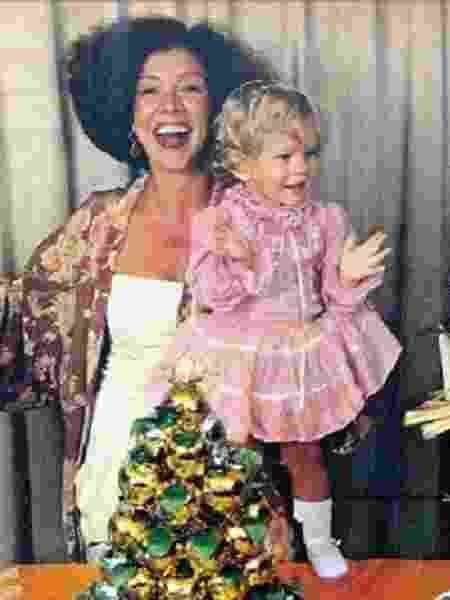 Leandra Leal com a mãe, a atriz Ângela Leal - Reprodução/Instagram - Reprodução/Instagram
