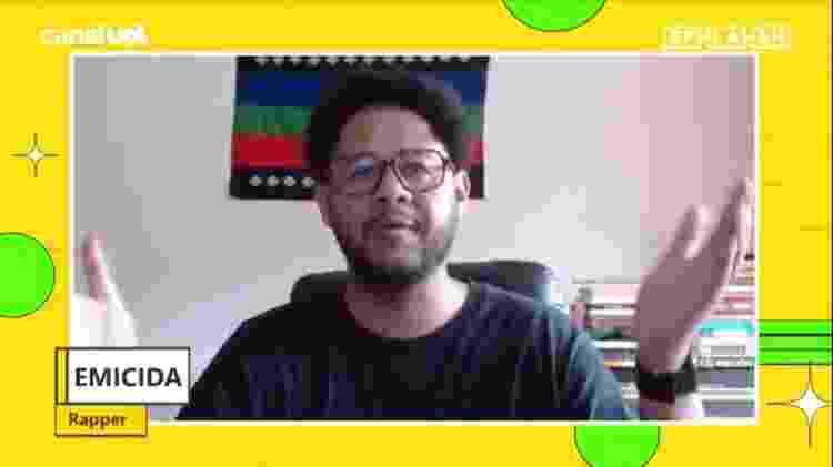 asasas - Splash Entrevista / UOL - Splash Entrevista / UOL