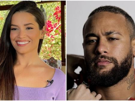 BBB 21: Juliette cobra óculos de Neymar Jr