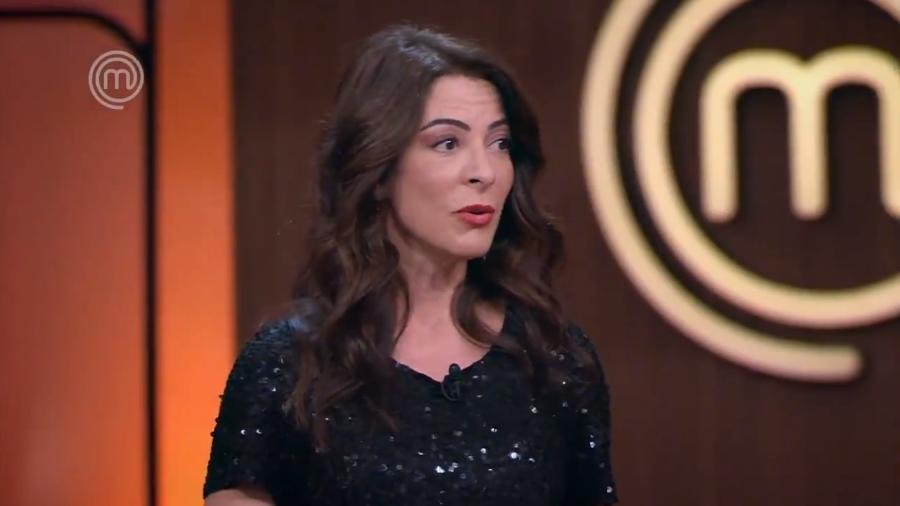 """Ana Paula Padrão foi criticada após comentário no """"MasterChef"""" - Reprodução/Instagram"""