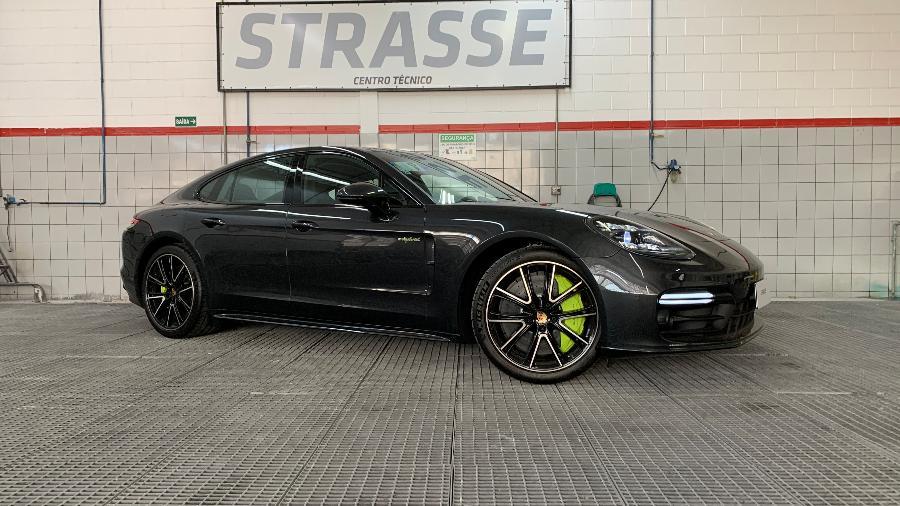 Porsche Panamera da Oettinger - Divulgação