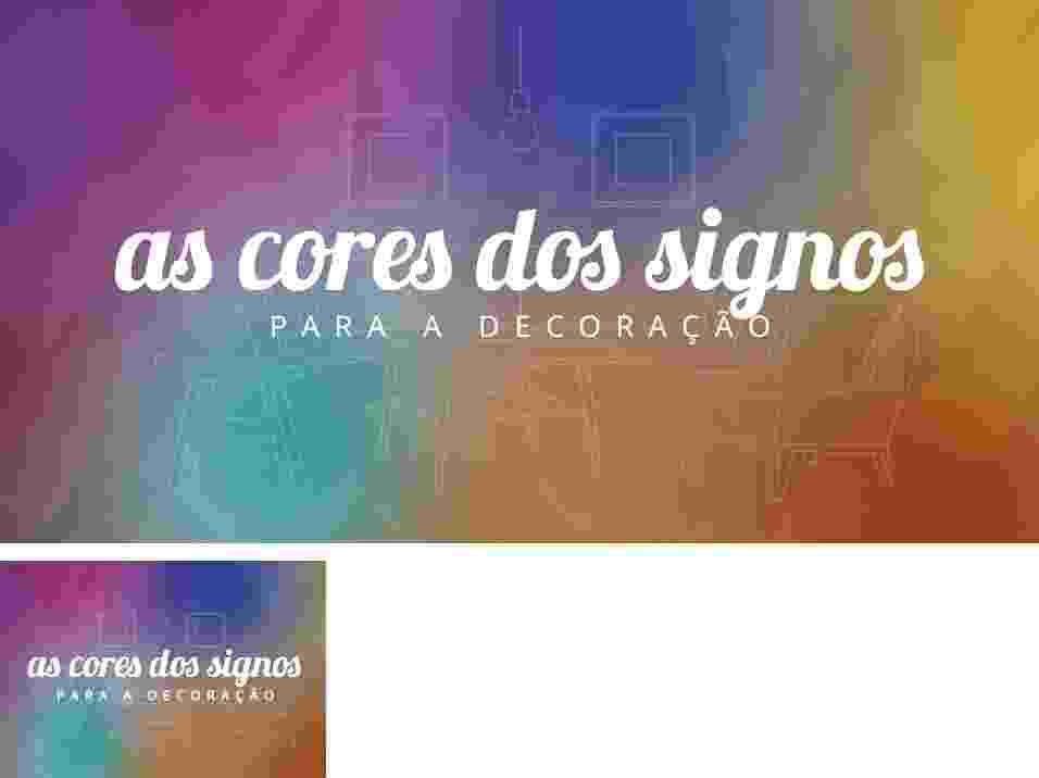 As cores dos signos - Arte/UOL