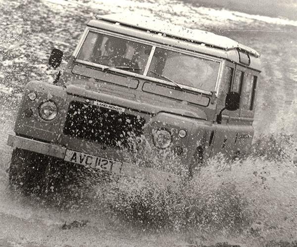 Land Rover 90, 110 e 127