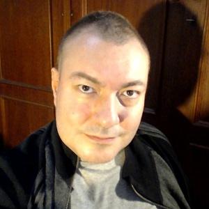O escritor e roterista Max Mallmann - Reprodução/Facebook