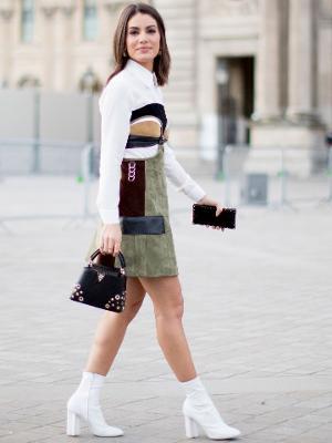 536b243df A blogueira Camila Coelho é adepta do acessório, já amado pelos  fashionistas Imagem: Divulgação