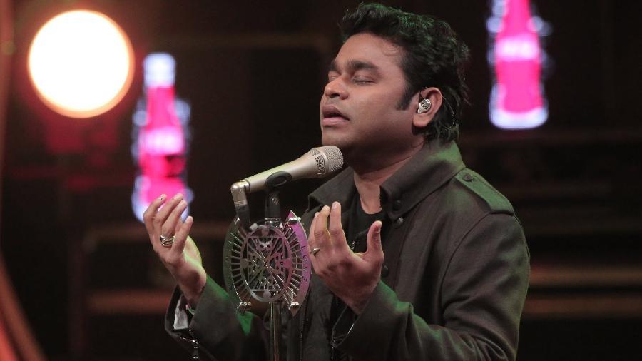 Músico indiano A. R. Rahman - Divulgação