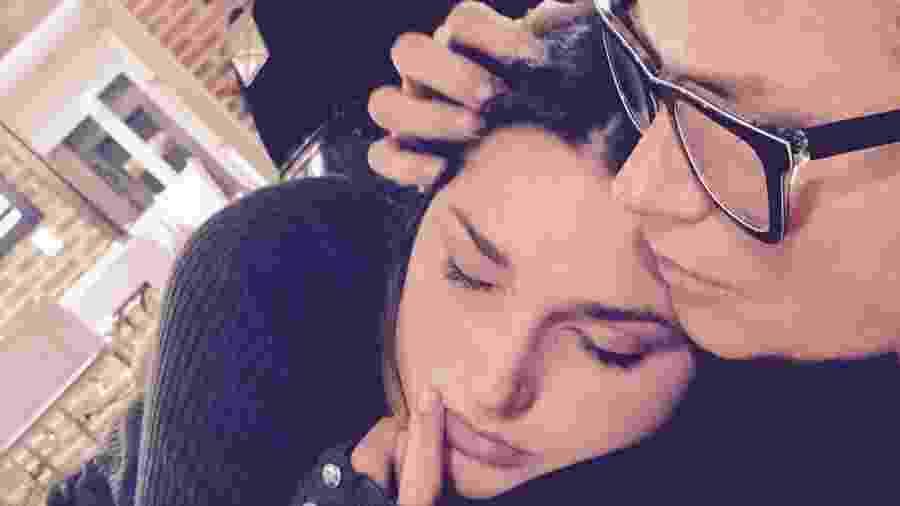 Sasha mostra momento de colo com a mãe; veja outros posts fofos das duas - Reprodção/Instagram