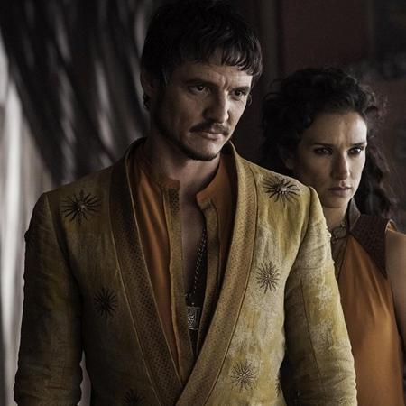 """Pedro Pascal como o Oberyn de """"Game of Thrones""""  - Divulgação e Montagem UOL"""