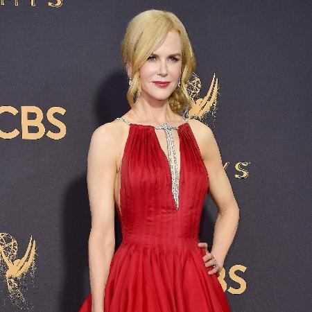 Nicole Kidman, no Emmy 2017 - Getty Images