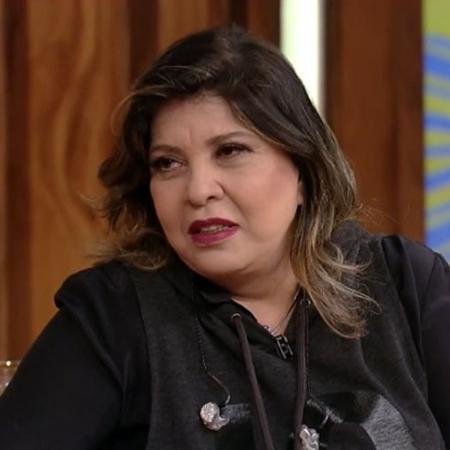 """Roberta Miranda participa do programa """"Conversa com Bial"""" - Reprodução/TV Globo"""
