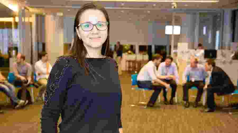 Renata Moraes quer aumentar a presença de mulheres nas lideranças das empresas brasileiras - Arquivo pessoal
