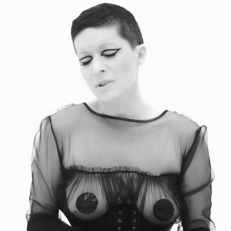 A cantora Patricia Marx - Reprodução