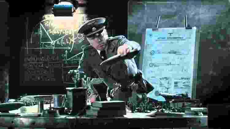 """Cena do filme """"Iron Sky"""" - Reprodução - Reprodução"""