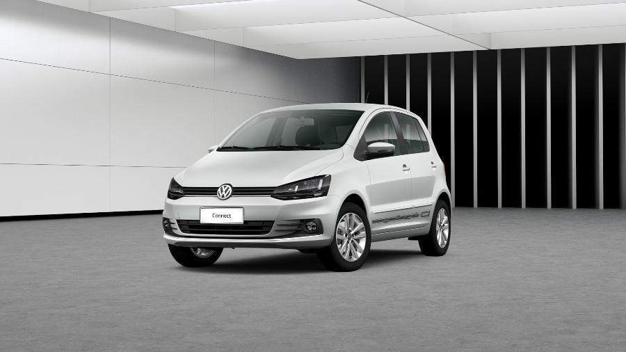 Fox já não pode ser mais encomendado e existem poucas unidades remanescentes na rede de concessionárias da Volkswagen - Divulgação