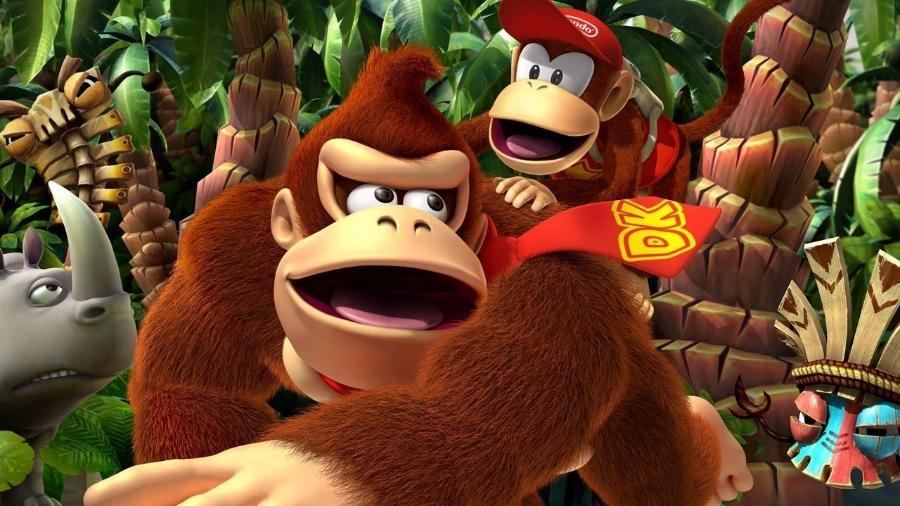 Só notícias boas para fãs de Donkey Kong  - Reprodução