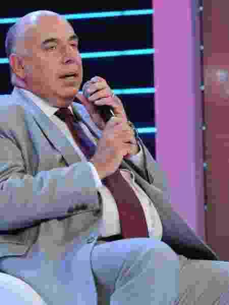 Amílcare Dallevo (à esq.) e Marcelo de Carvalho, presidente e vice da RedeTV - Imagem/AgNews