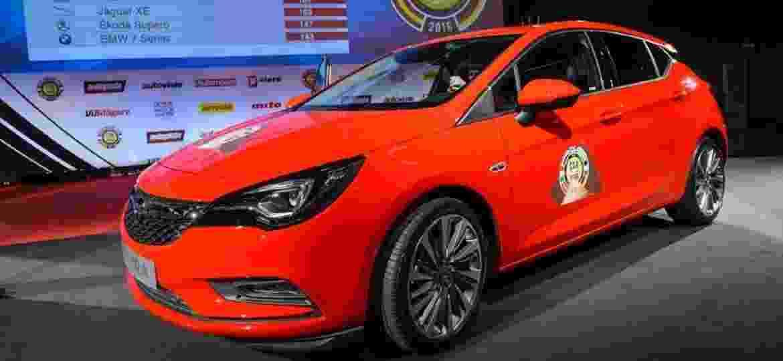 Próxima geração do Astra já tem produção garantida na Alemanha; fabricação no Reino Unido ainda não foi definida - Fabrice Coffrini/AFP
