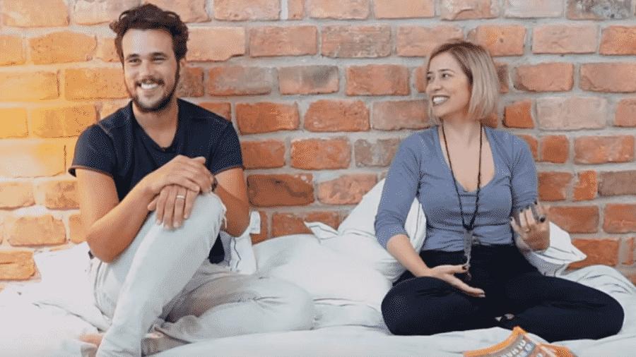 Bruno Ferrari e Paloma Duarte - Reprodução/Instagram