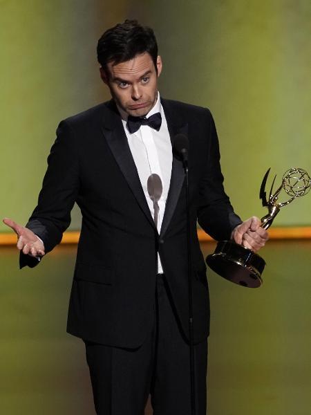 Bill Hader vence como melhor ator em série de comédia por Barry - Mike Blake/Reuters