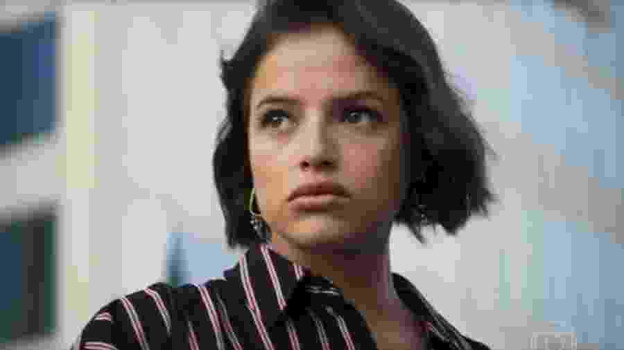 Agatha Moreira é a vilã Josiane em A Dona do Pedaço, que chega ao fim no próximo dia 22 de novembro - Reprodução/Globo