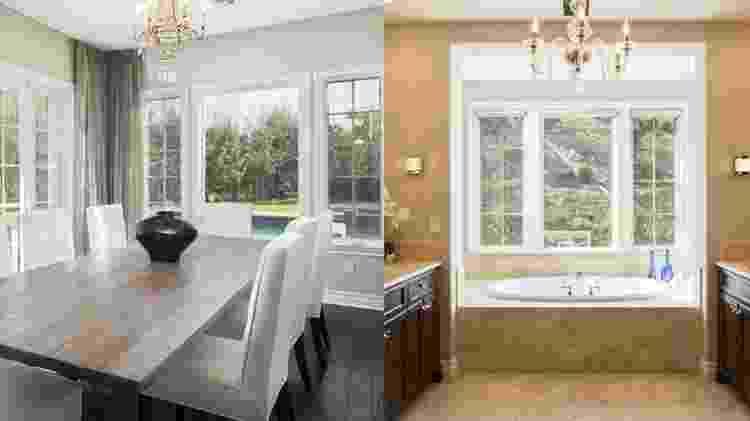 Detalhes da mansão de Katie Holmes - Reprodução