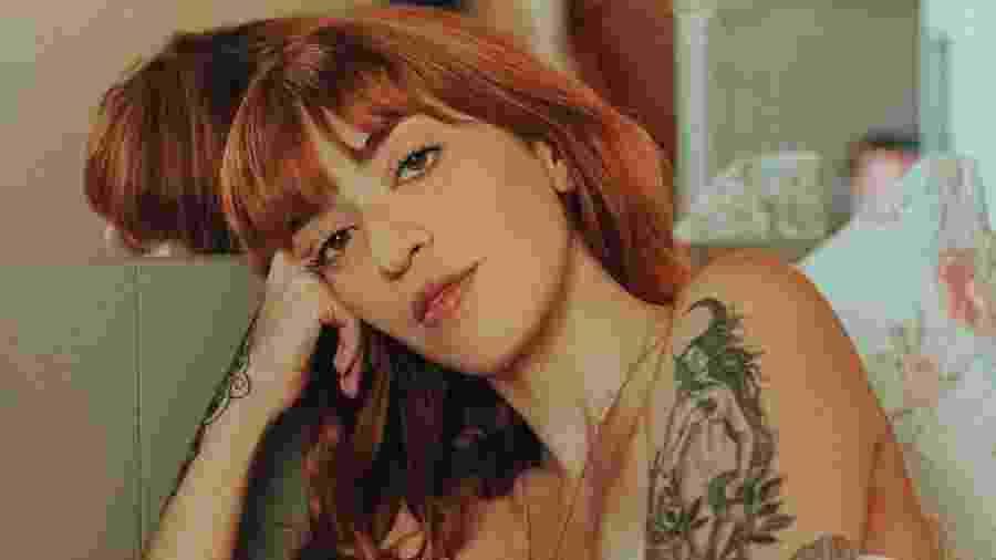 Lua Menezes hoje é escritora e terapeuta sexual - Reprodução / Instagram
