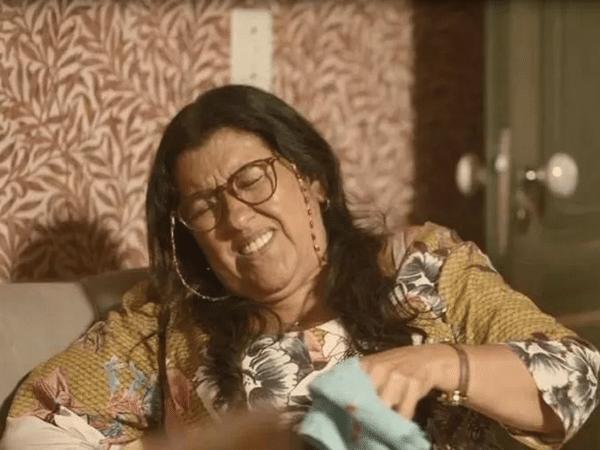 Lurdes passa mal em 'Amor de Mãe'