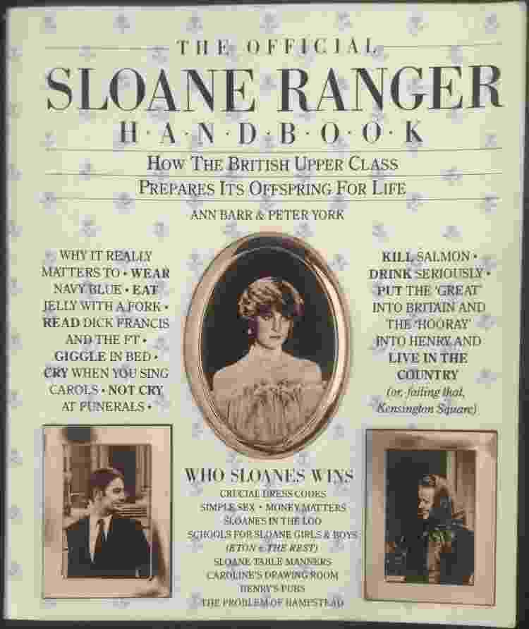 The Official Sloane Ranger Handbook - Reprodução - Reprodução