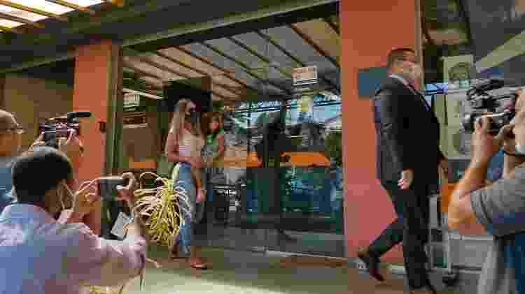 Swellen Sauer prestou depoimento em março em Delegacia no Rio - Kelly Ribeiro/UOL - Kelly Ribeiro/UOL