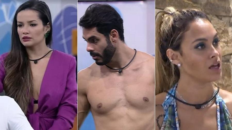 BBB 21: Especulações dos próximos rumos do jogo agitam madrugada pós-saída de Carla Diaz - Reprodução/Globoplay