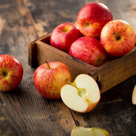 A sensação de fome após comer uma maçã é bastante comum - iStock