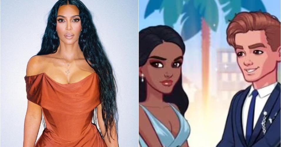 Kim Kardashian mandou tirar do ar jogo baseado em Harry e Meghan Markle