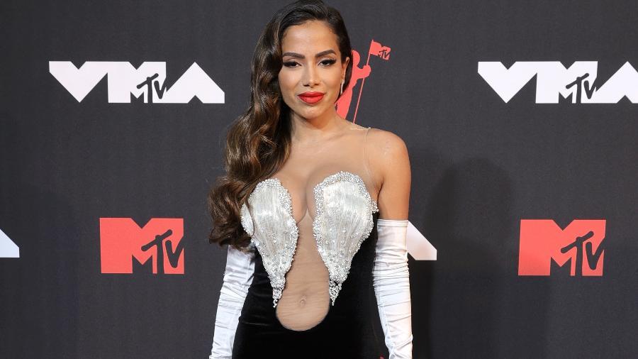 Anitta no VMA - Getty Images